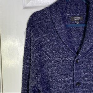 Nordstrom Men's Button Front Cardigan Sweater